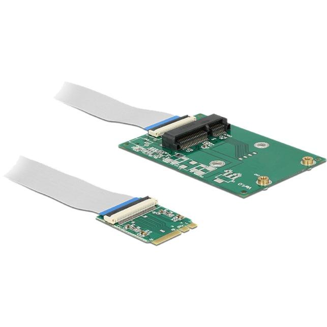 62848 tarjeta y adaptador de interfaz Interno M.2, Convertidor