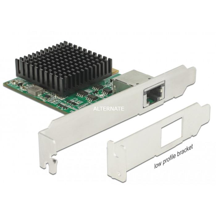 89587 tarjeta y adaptador de interfaz Interno RJ-45, Adaptador de red
