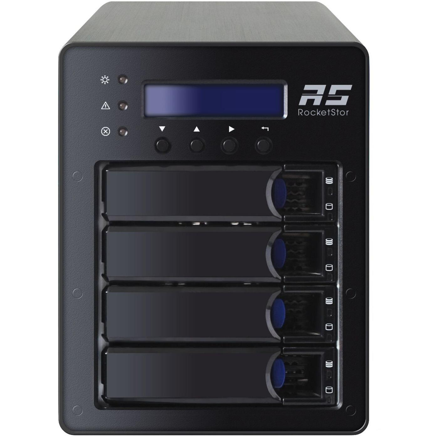 eNVMe SSD6540, Caja de unidades