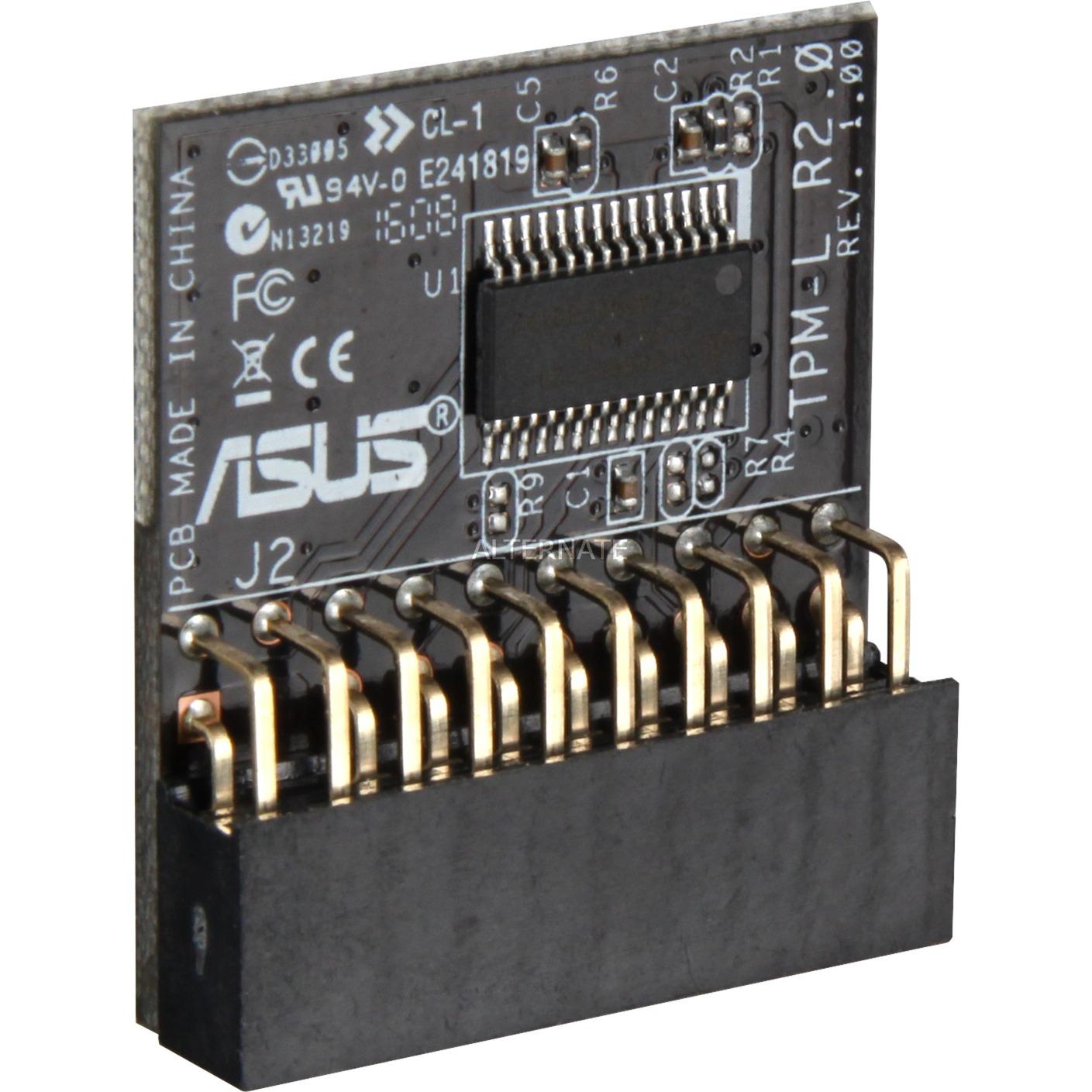 90MC0410-M0XBN0, TPM