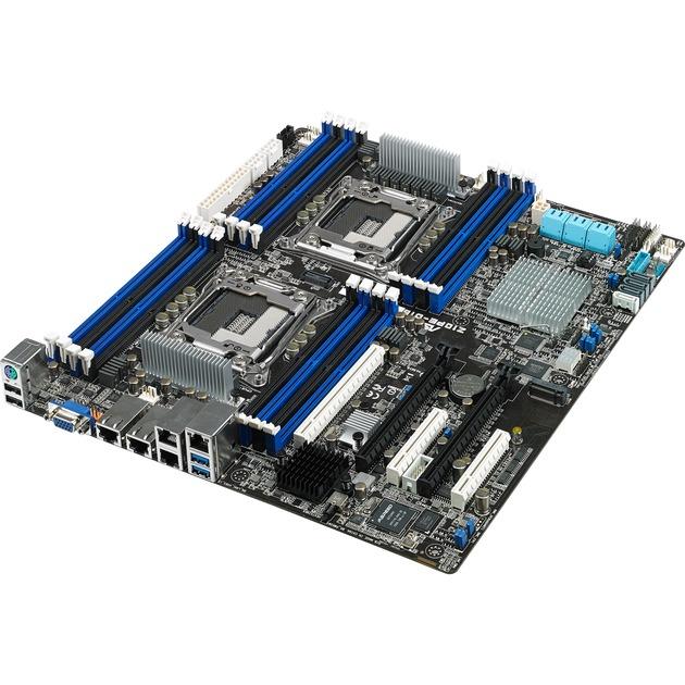 Z10PE-D16/4L placa base para servidor y estación de trabajo LGA 2011-v3 Intel C612 SSI EEB