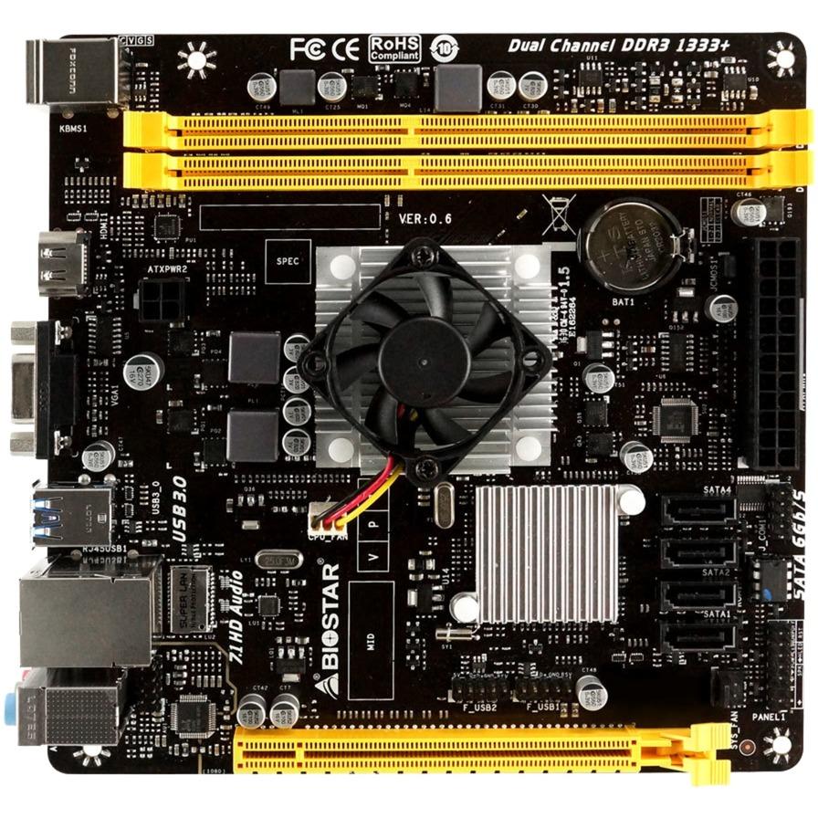 A68N-5600 placa base Mini ITX AMD A68H