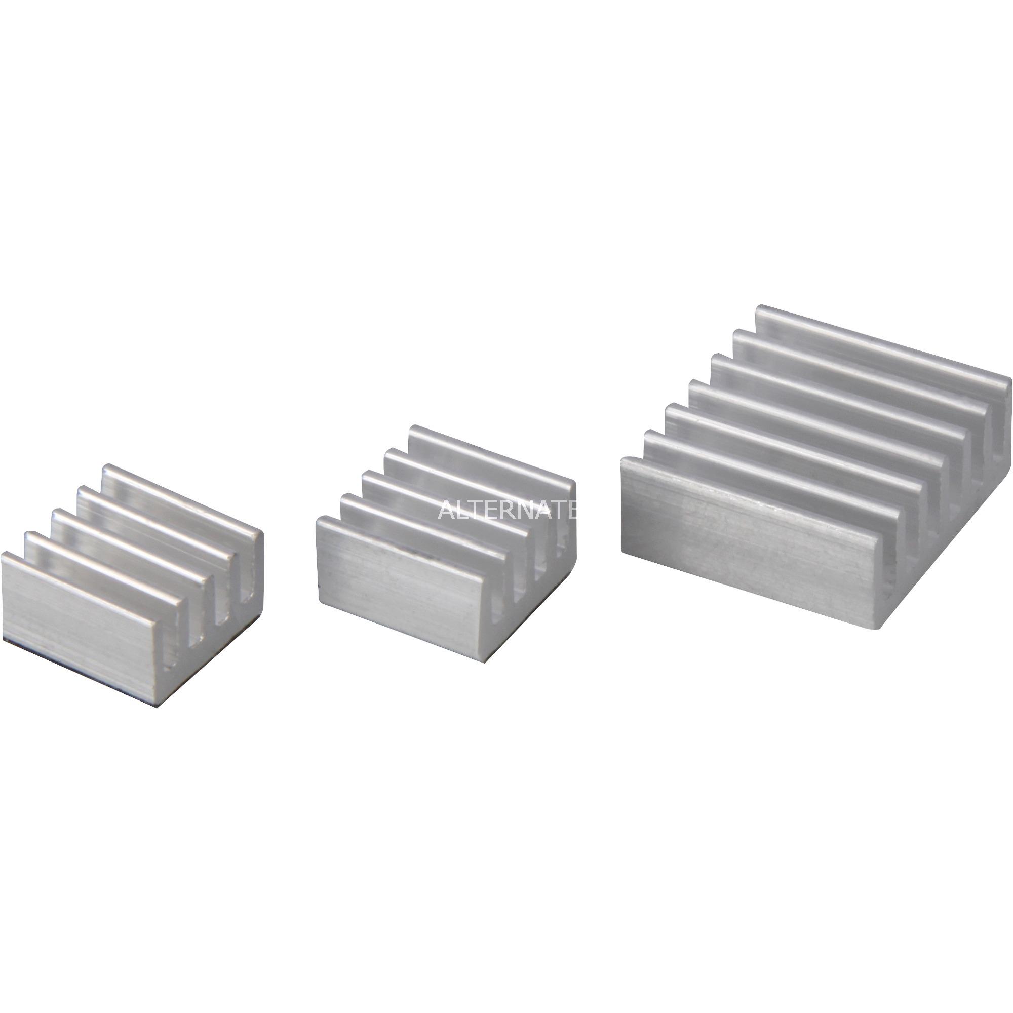 Kühlkörper Set für Raspberry Pi