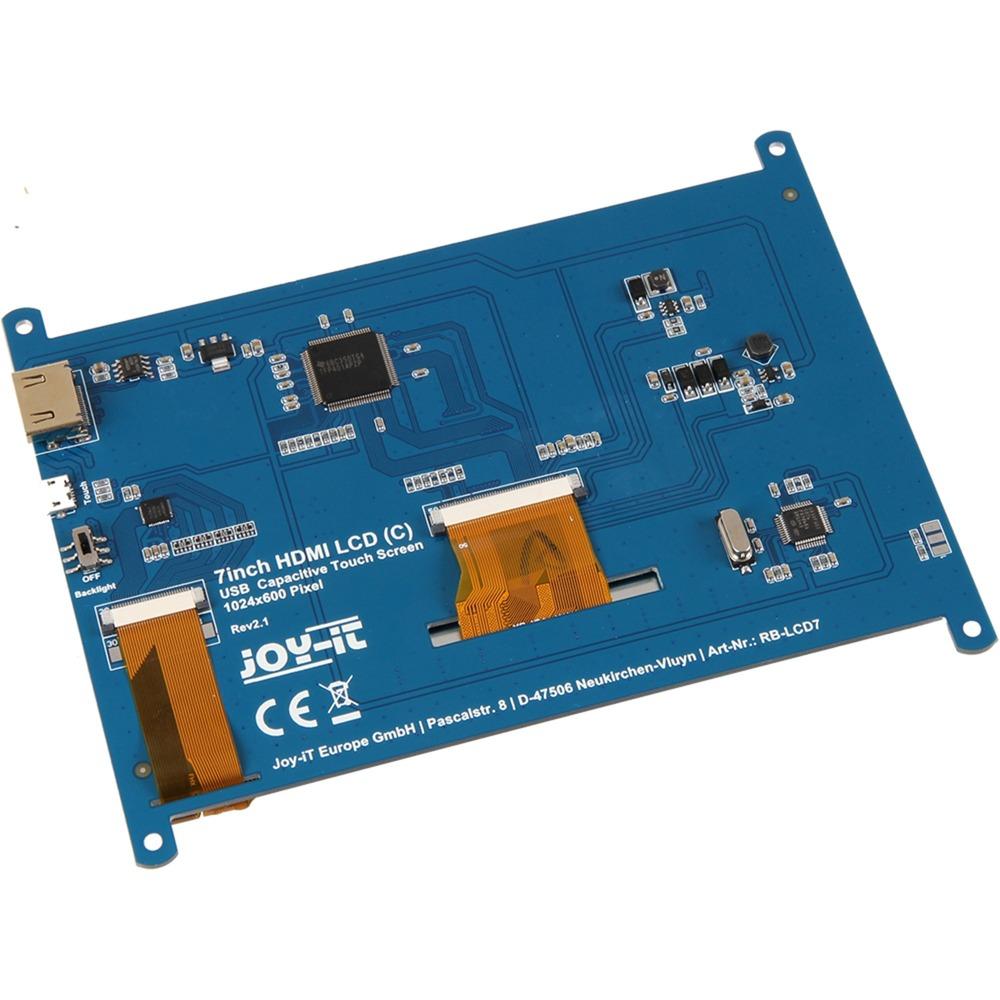 RB-LCD7-2, Pantalla