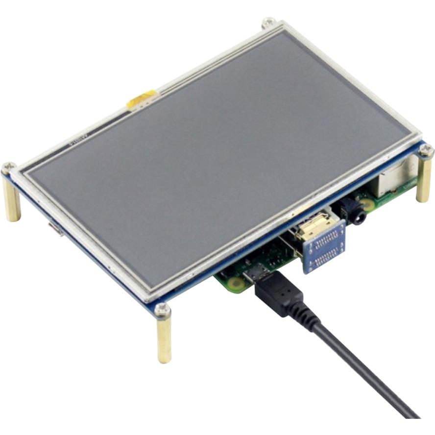 RB-LCD-5, Pantalla