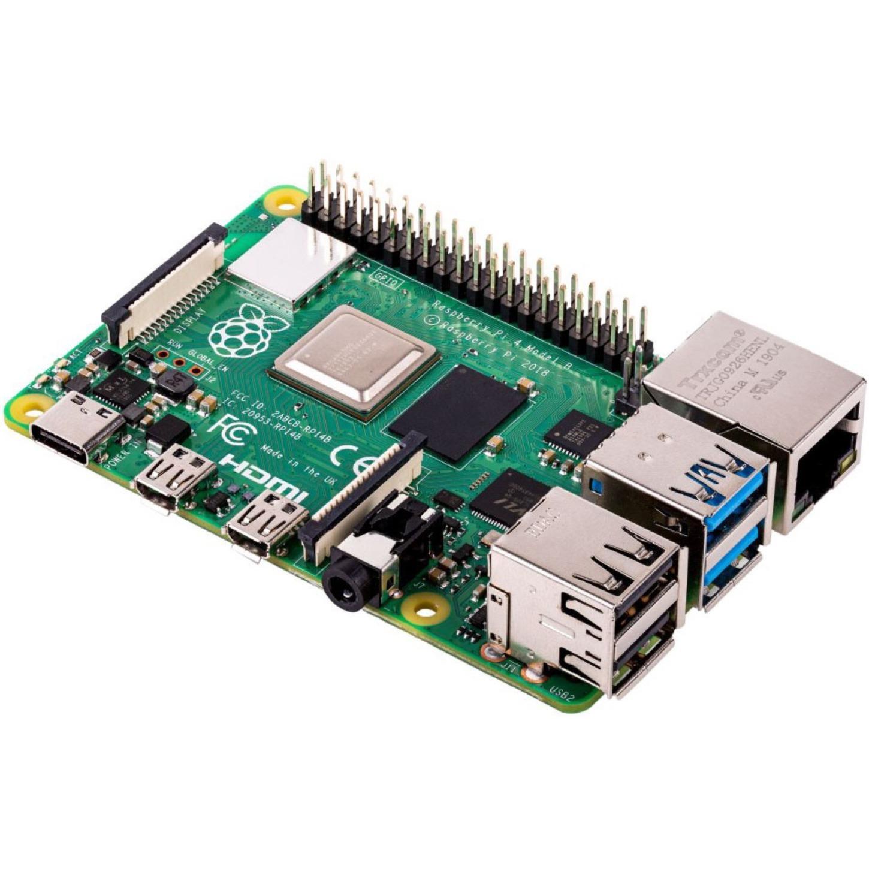 4 Model B placa de desarrollo 1,5 MHz BCM2711, Placa base