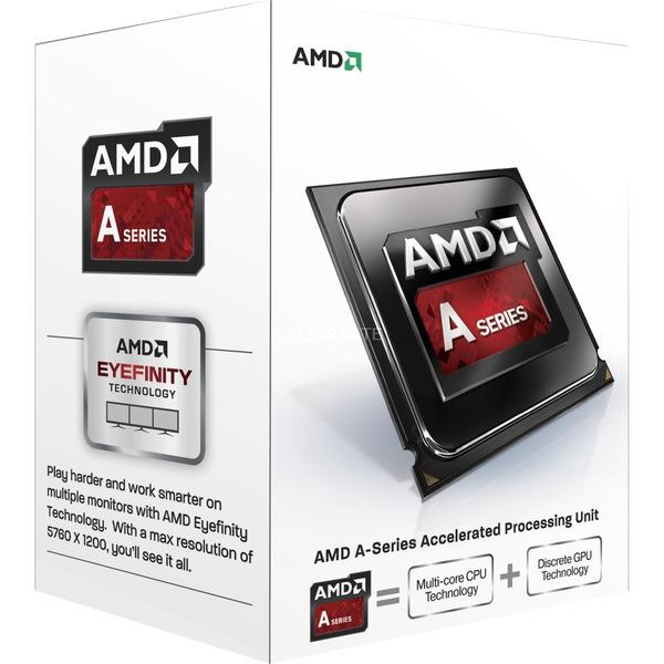 A4-4000 3GHz 1MB L2 Caja procesador