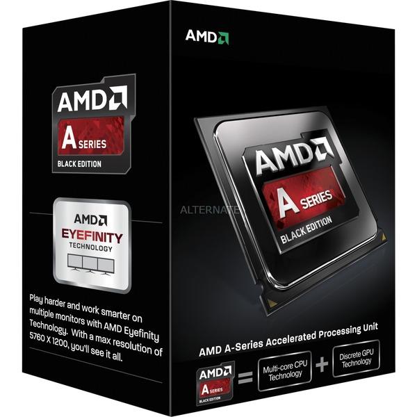 A series A6-6400K 3.9GHz 1MB L2 Caja procesador