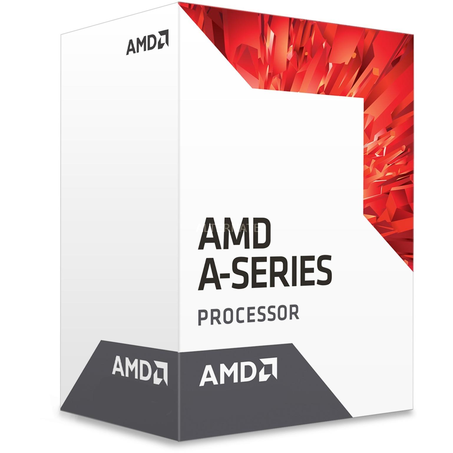 A series A6-7480 procesador 3,5 GHz 1 MB L2