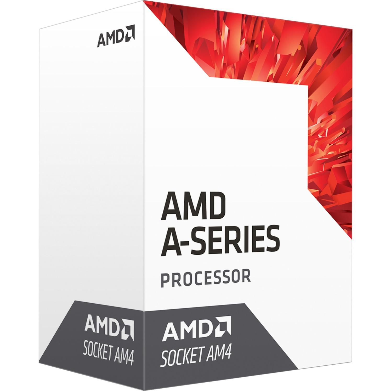 A series A6 9500E APU procesador 3 GHz Caja 1 MB L2