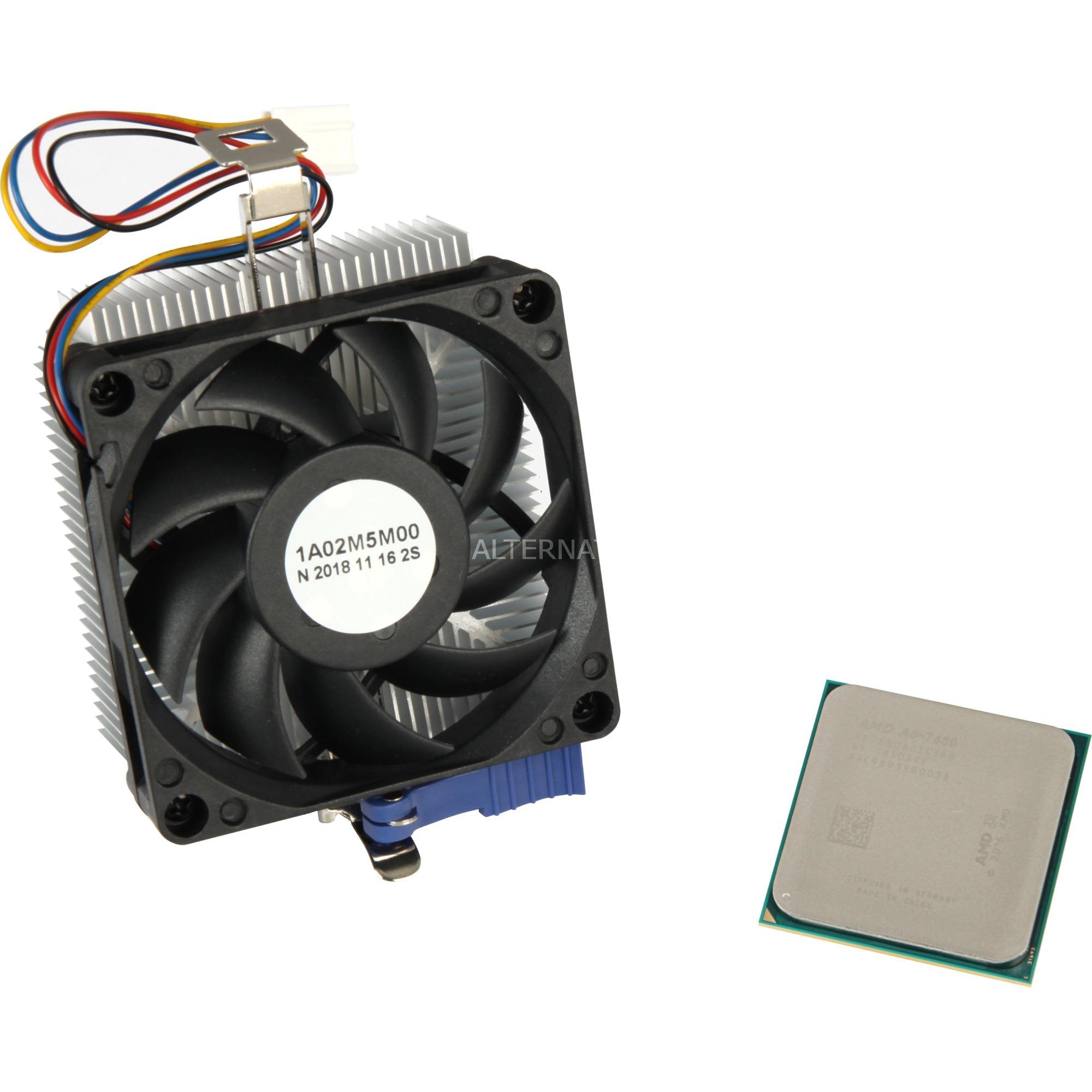 A series A8-7680 procesador 3,5 GHz Caja 4 MB L2