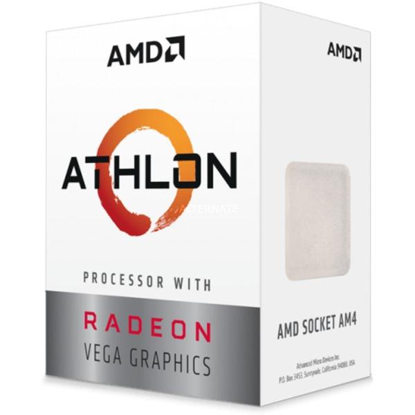 Athlon 200GE procesador 3,2 GHz Caja 4 MB L3