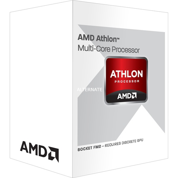 Athlon X2 340, Procesador
