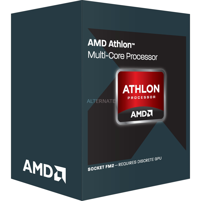 Athlon X4 870K 3.9GHz 4MB L2 Caja procesador