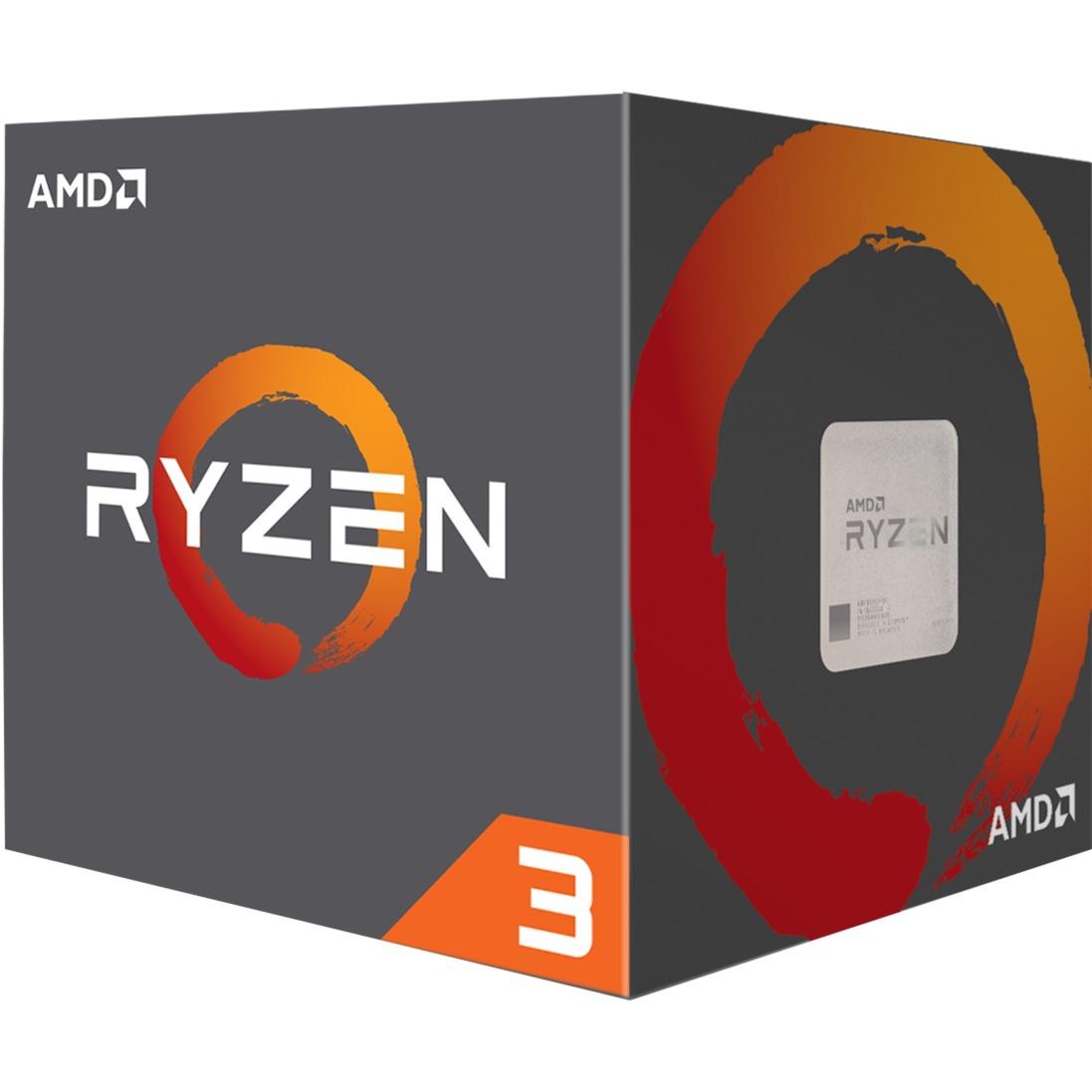 Ryzen 3 1200 3.1GHz 8MB L3 Caja procesador