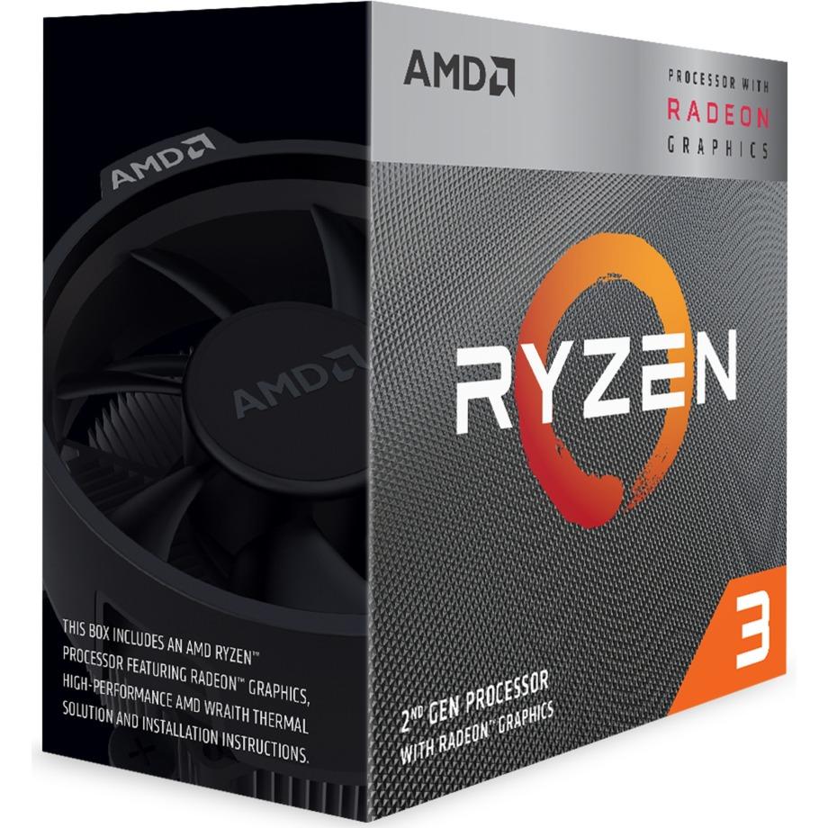 Ryzen 3 3200G procesador 3,6 GHz Caja 4 MB L3