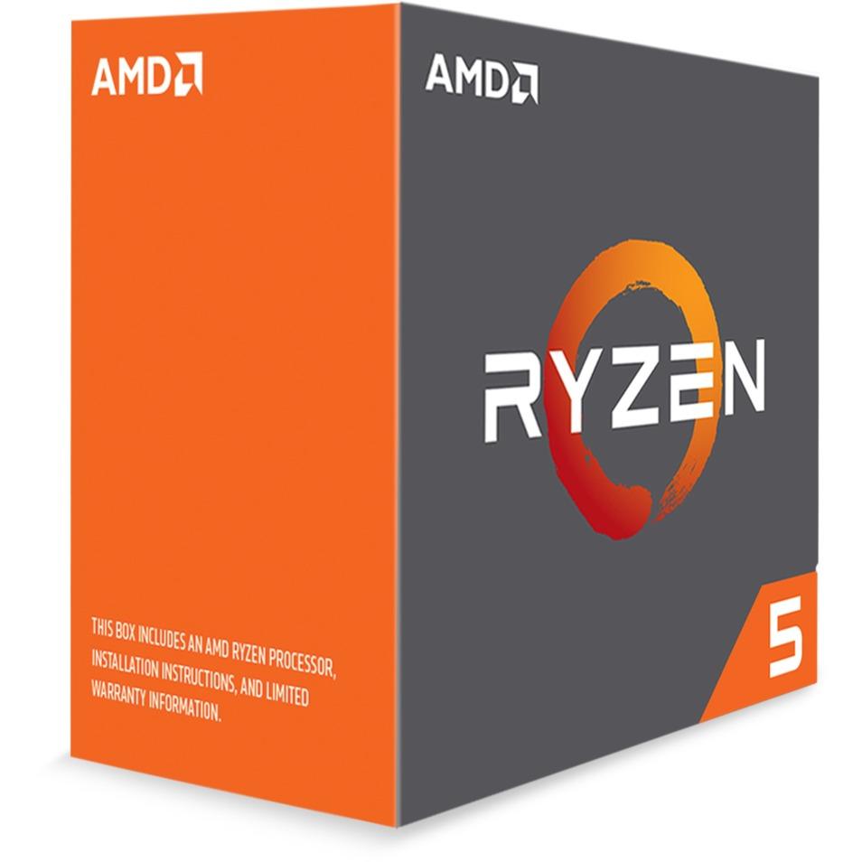 Ryzen 5 1600x 3.6GHz 16MB L3 Caja procesador