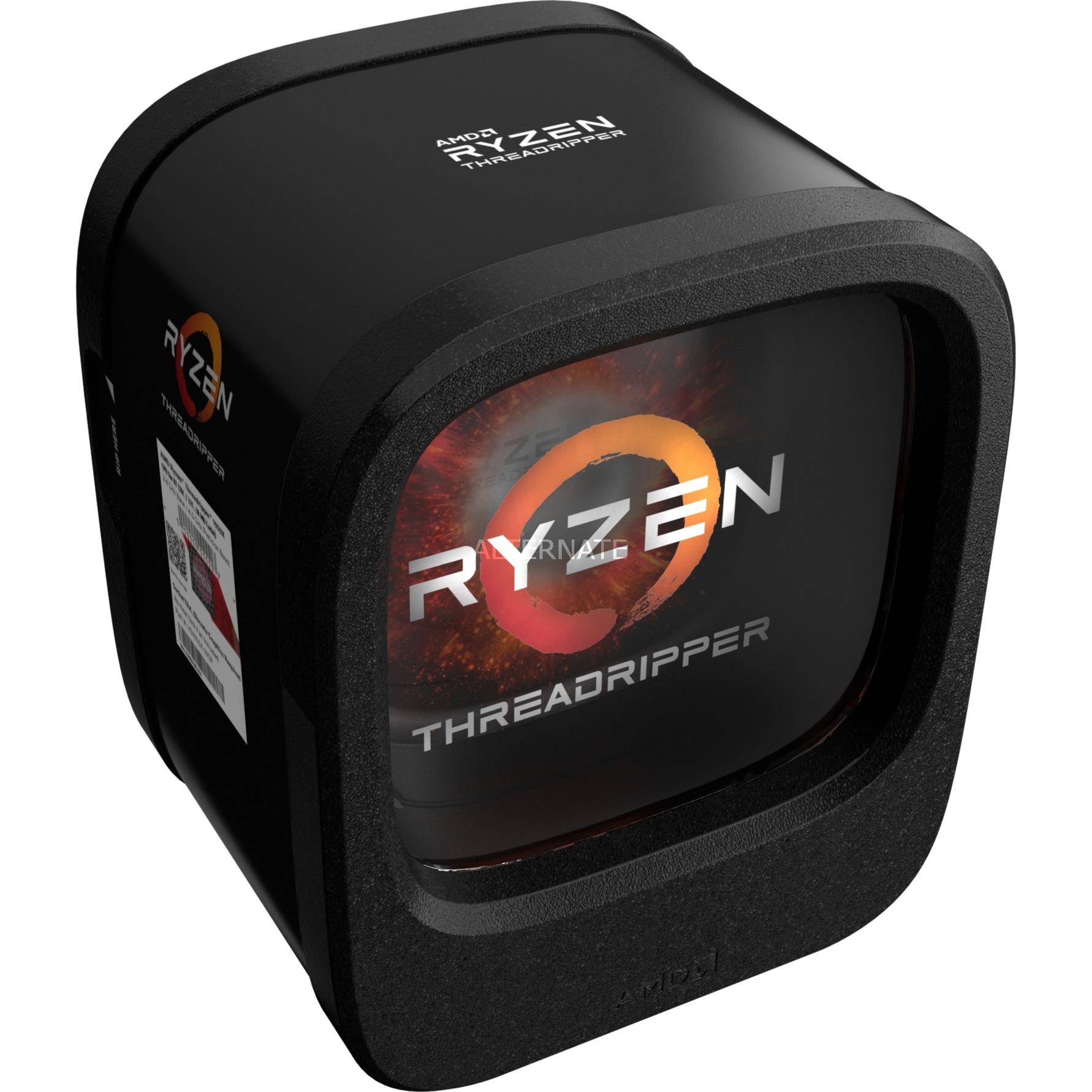 Ryzen Threadripper 1900X 3.8GHz 16MB L3 Caja procesador