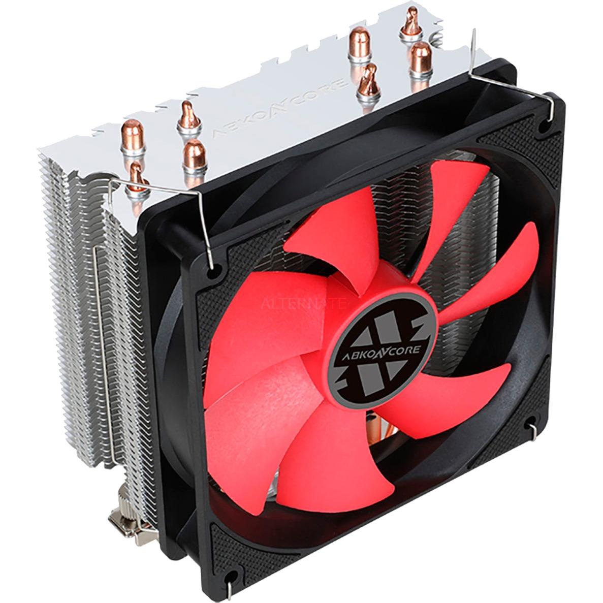 T401, Disipador de CPU