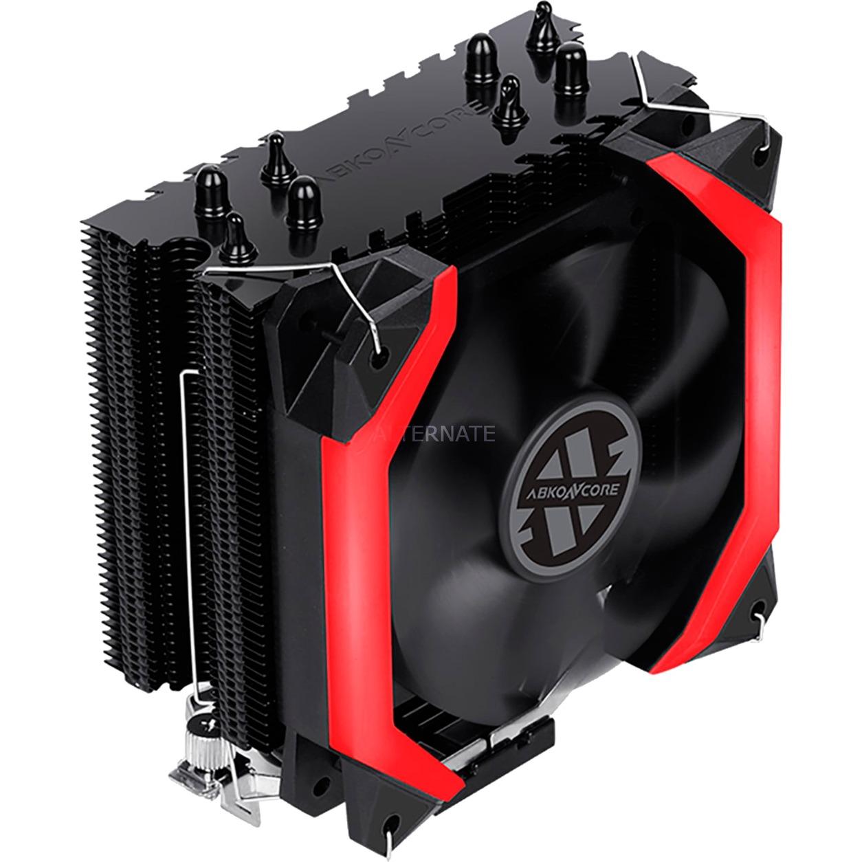 T402B Spider Red, Disipador de CPU