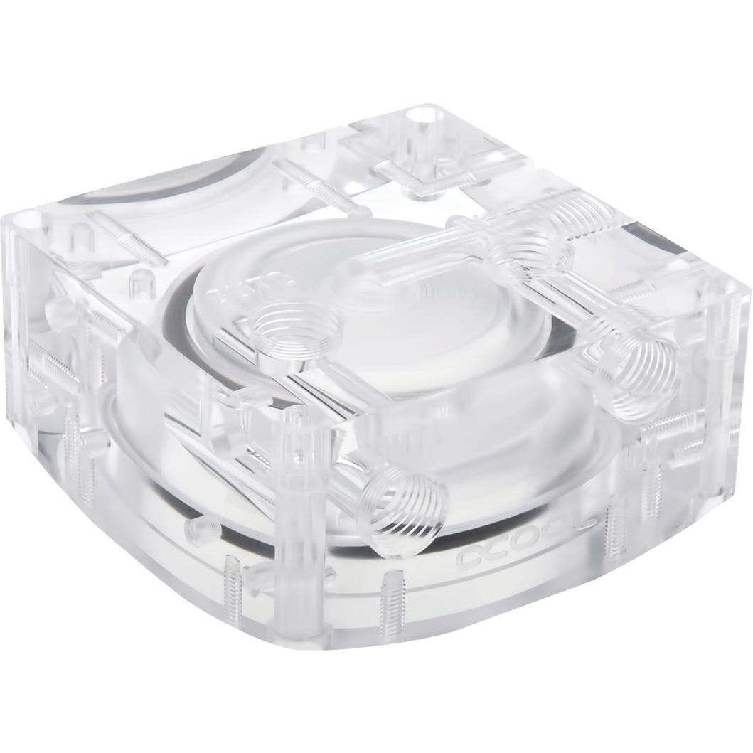 13189 Translúcido hardware accesorio de refrigeración, Bomba