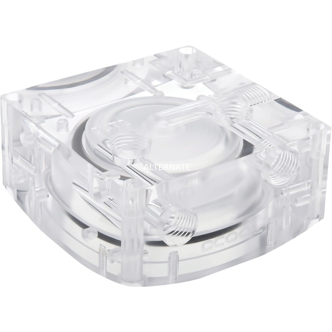 13189 Translúcido hardware accesorio de refrigeración, Ensayo