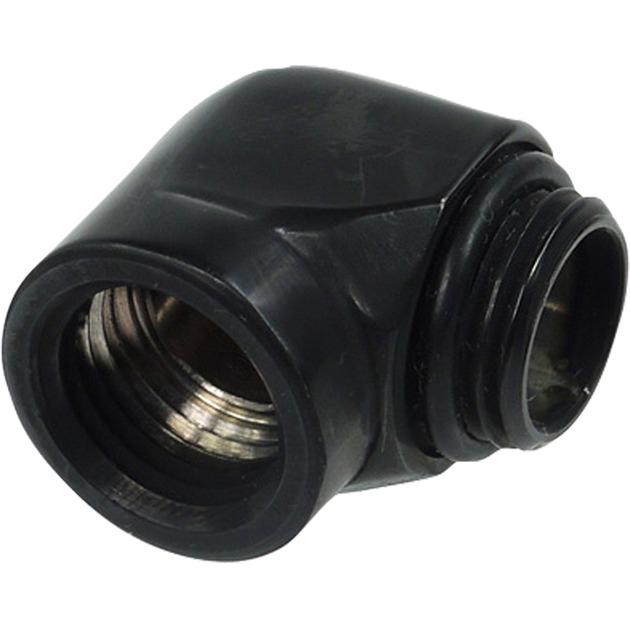 17045 Faucet connector Latón Negro pieza y accesorio de grifería, Conexión