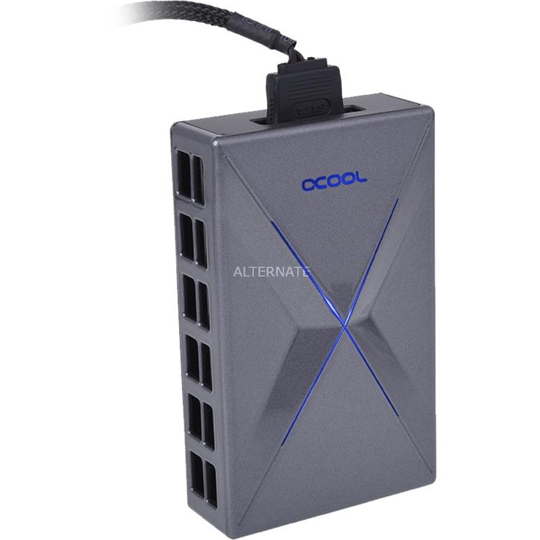 Eismatrix Aurora RGB-LED-Controller - Black, Controlador