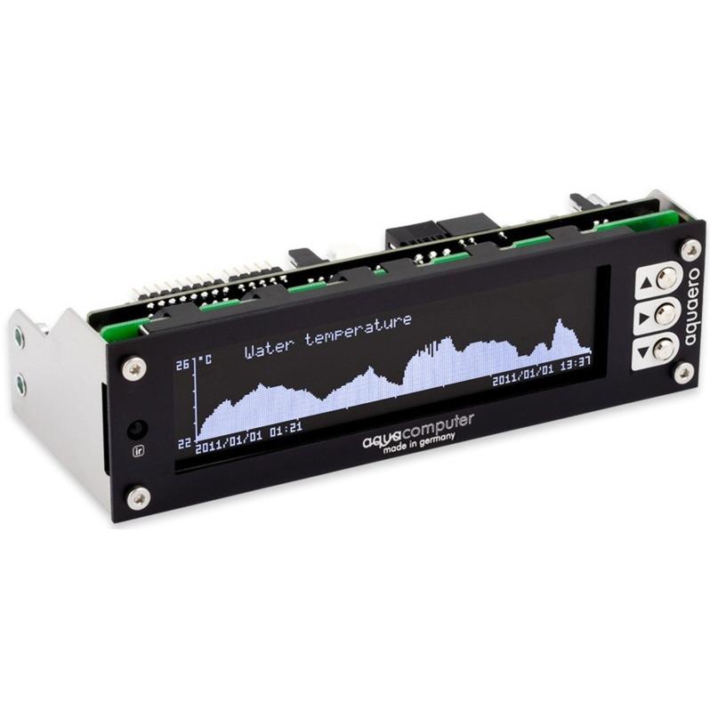 Aquaero 5 PRO, Control del ventilador