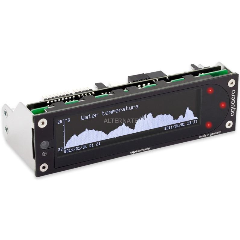 aquaero 5 XT, Control del ventilador