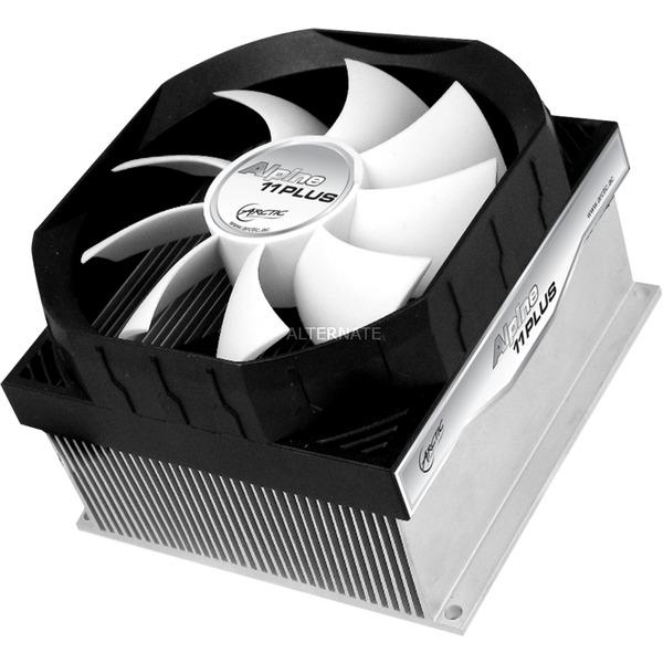 Alpine 11 PLUS Procesador Enfriador, Disipador de CPU