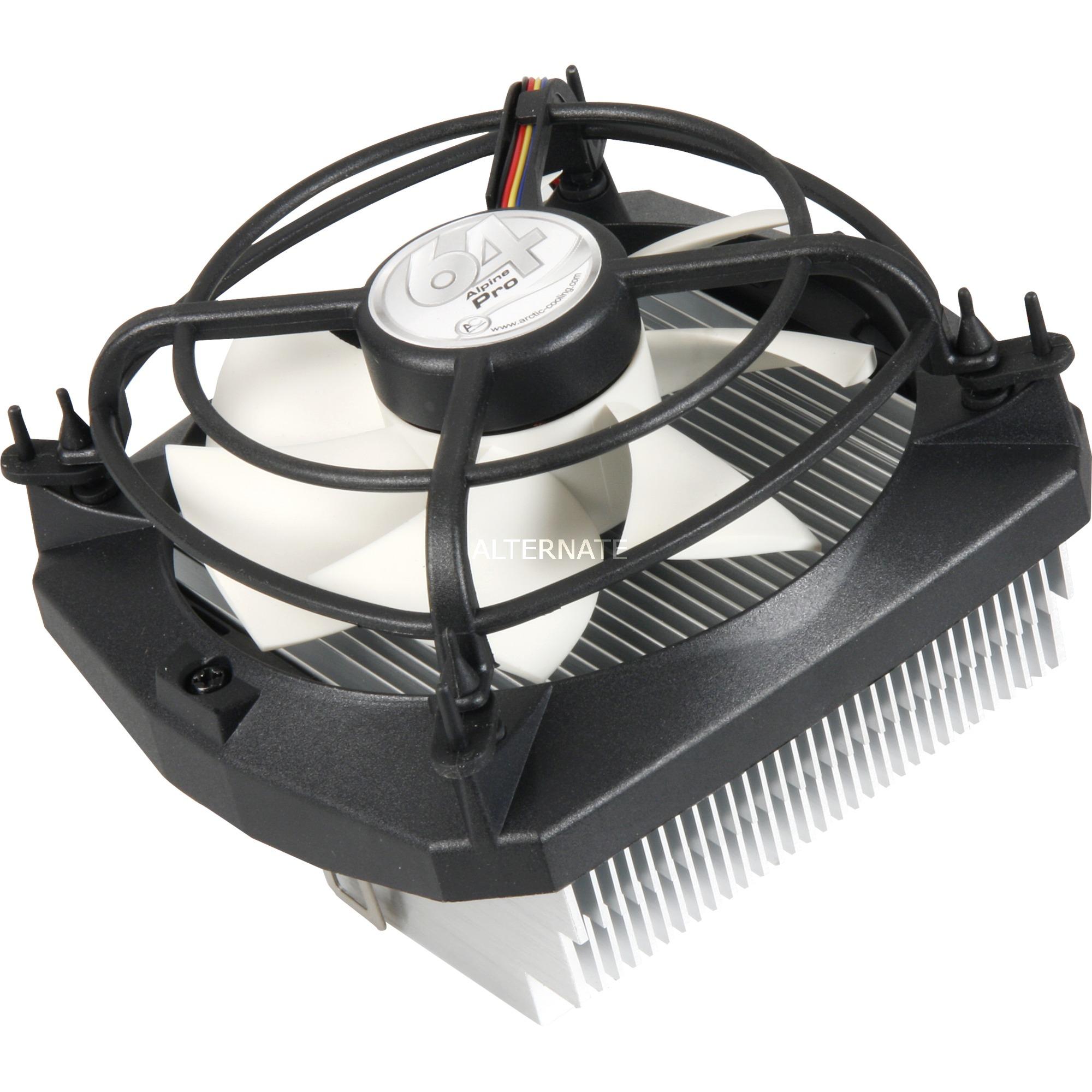 Alpine 64 PRO Rev.2 Procesador Enfriador, Disipador de CPU