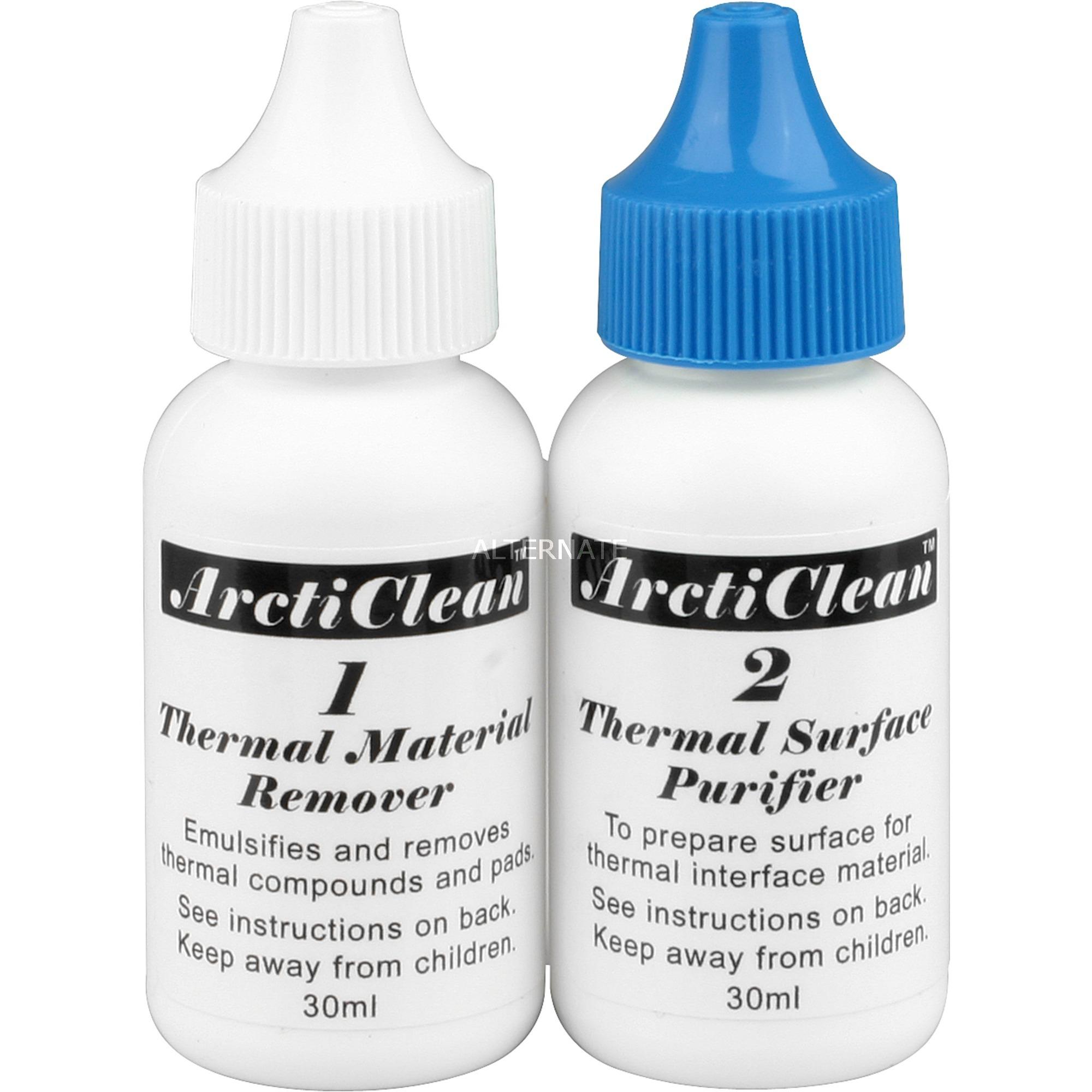 ArctiClean 1+2, 2x30ml 2ml limpiador general, Productos de limpieza