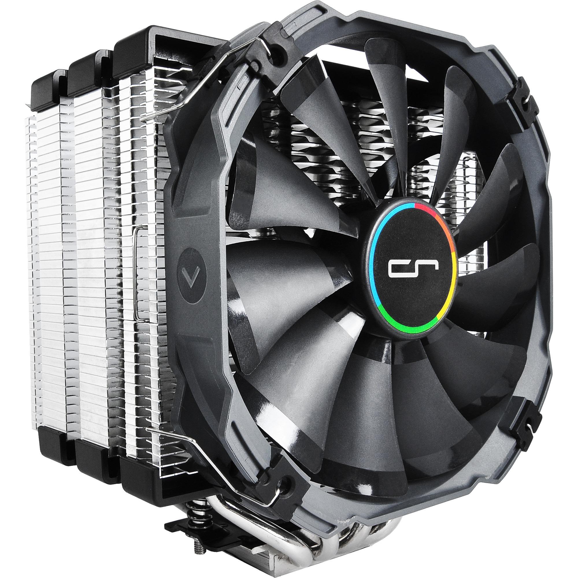 H5 ULTIMATE Procesador refrigeración agua y freón, Disipador de CPU