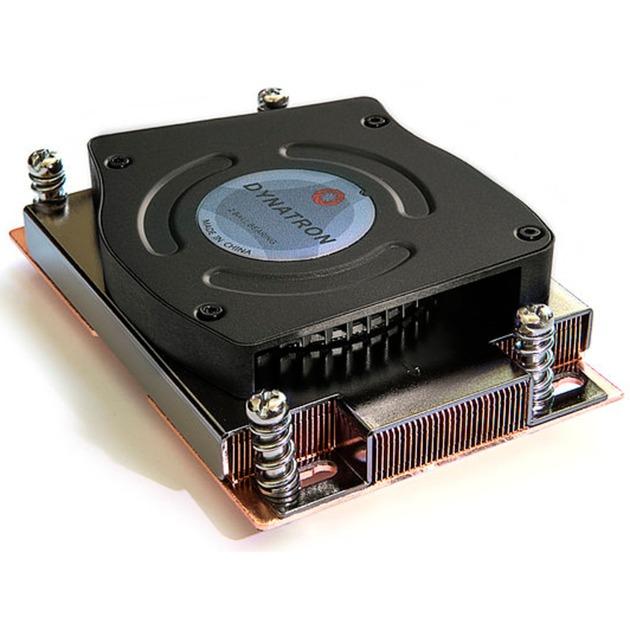 A31, Disipador de CPU