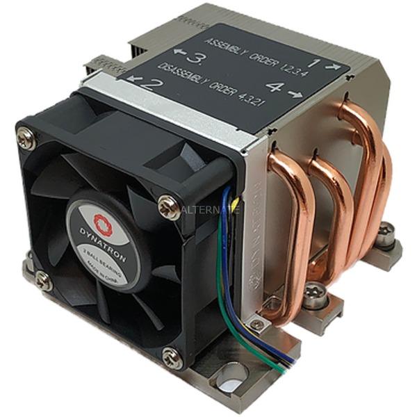 B13, Disipador de CPU