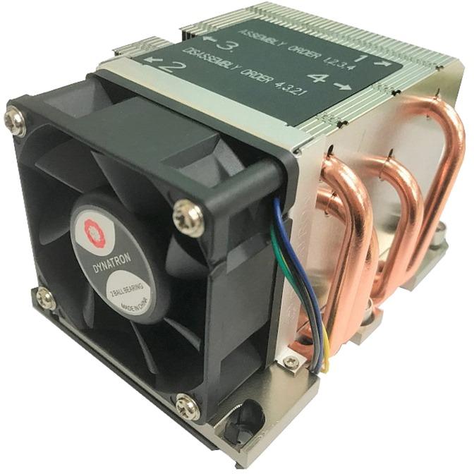 B5 Procesador Enfriador ventilador de PC, Disipador de CPU