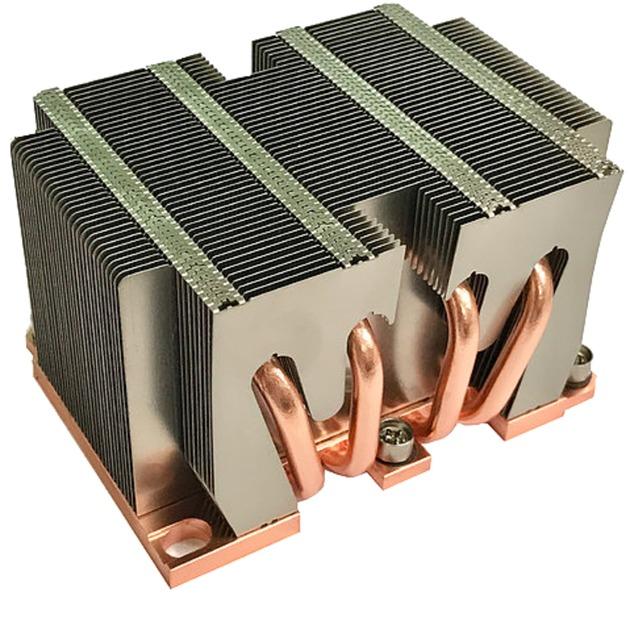 B8, Disipador de CPU
