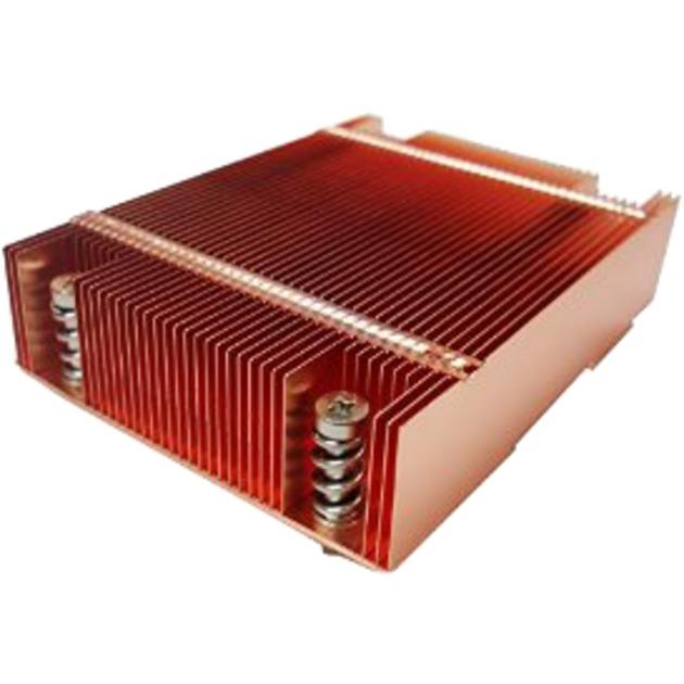 Dynatron T318 , Disipador de CPU