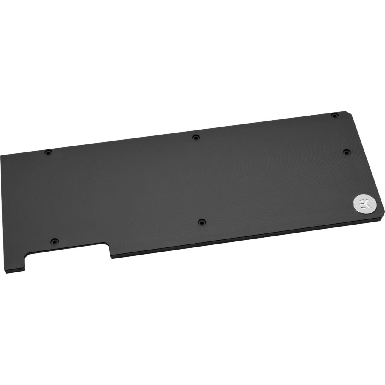 3831109810491 ventilador de PC Graphics card Backplate, Cuerpo de refrigeración