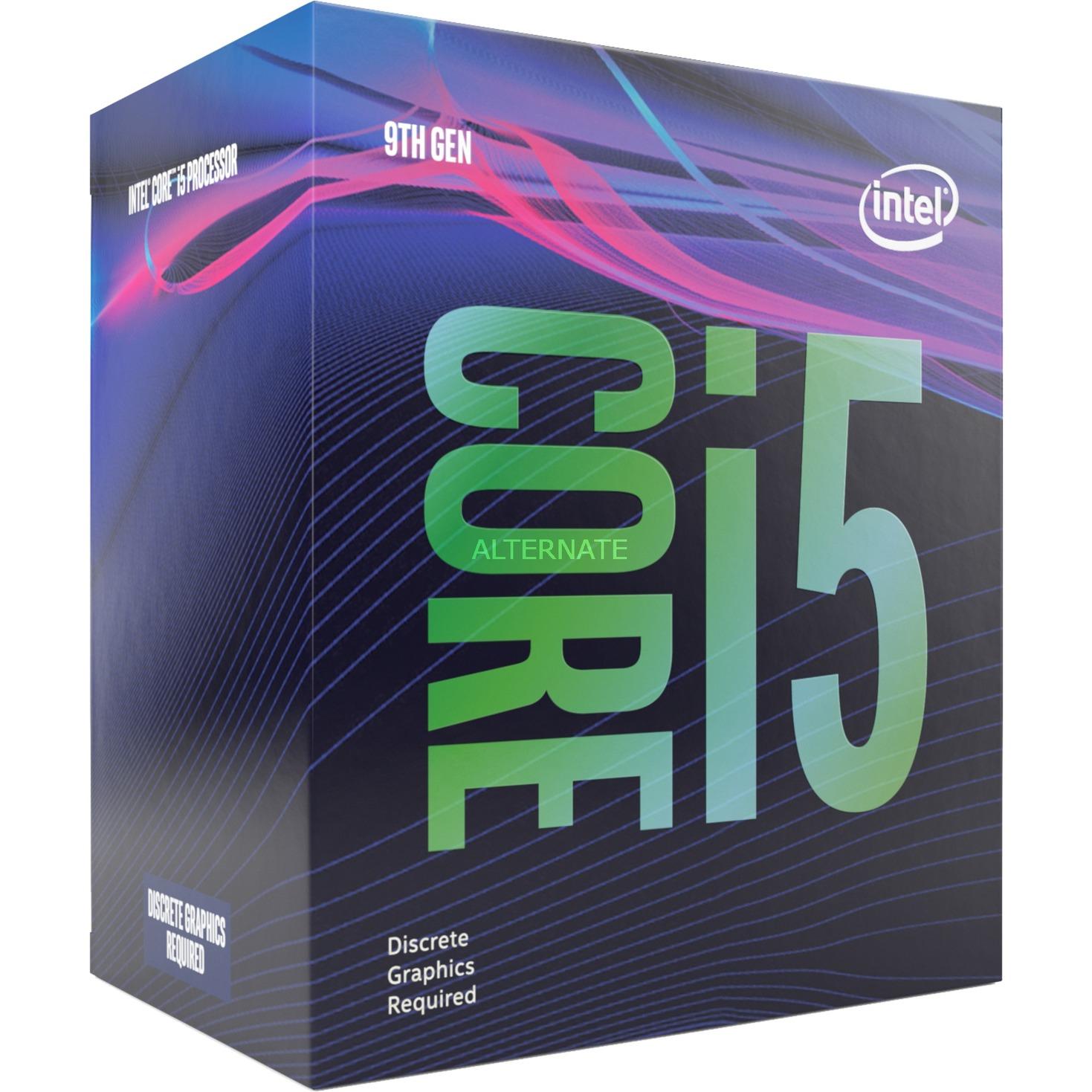 BX80684I59400F, Procesador