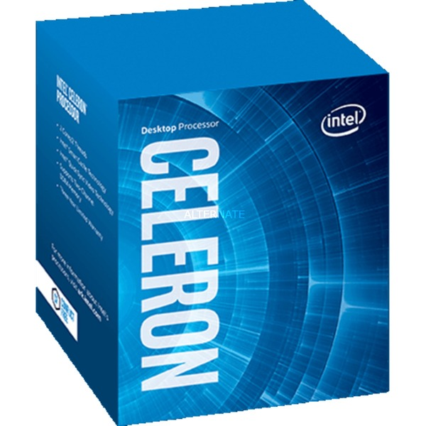 Celeron G4900 procesador 3,1 GHz Caja 2 MB Smart Cache
