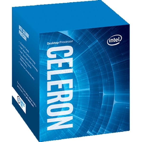 Celeron G4900 Processor (2M Cache, 3.10 GHz) 3.1GHz 2MB Smart Cache Caja procesador
