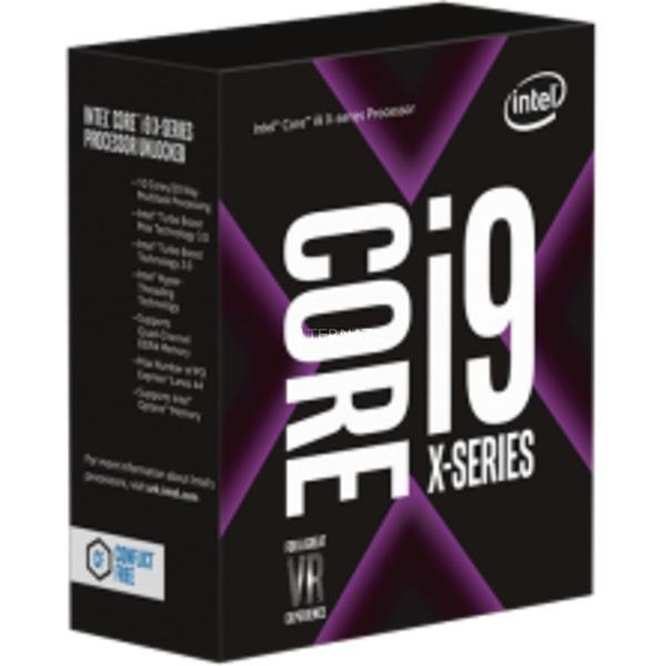 Core i9-7960X X-series Processor (22M Cache, up to 4.20 GHz) 2.8GHz 22MB Smart Cache Caja procesador