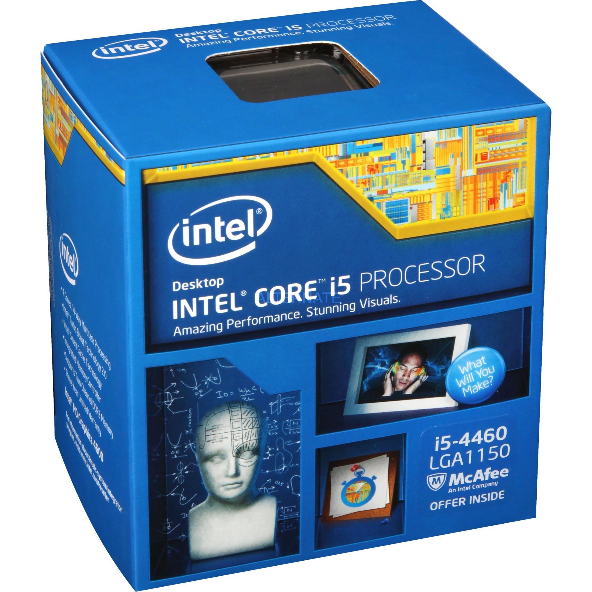 Core i5-4460