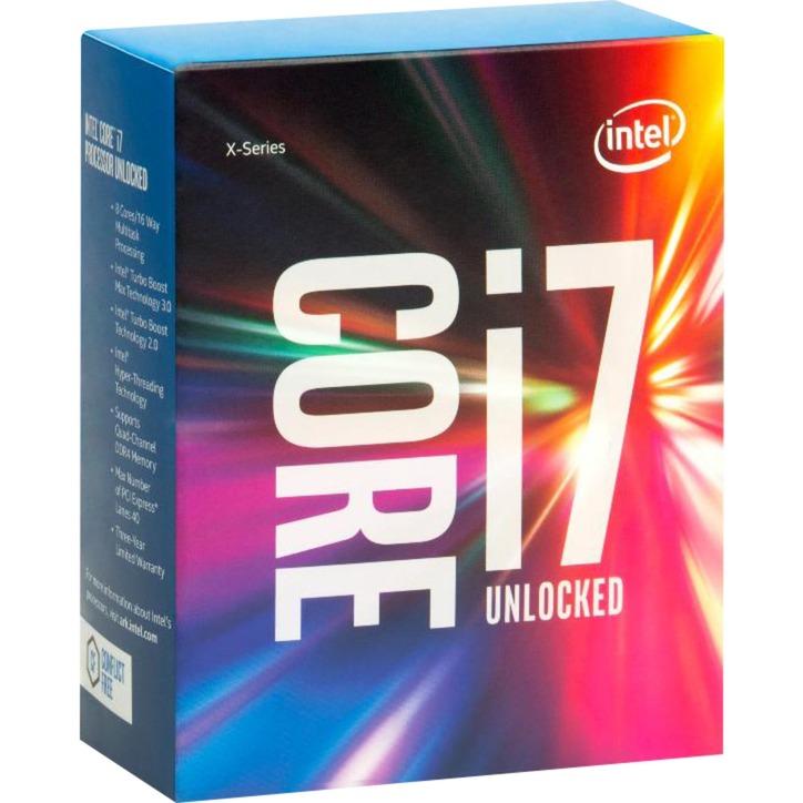Core i7-6850K, Procesador
