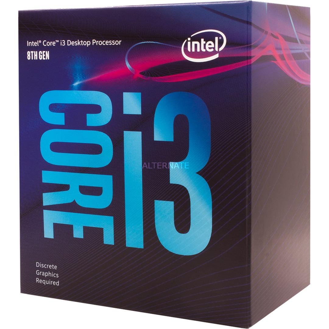 Core i3-9100F procesador 3,6 GHz Caja 6 MB Smart Cache