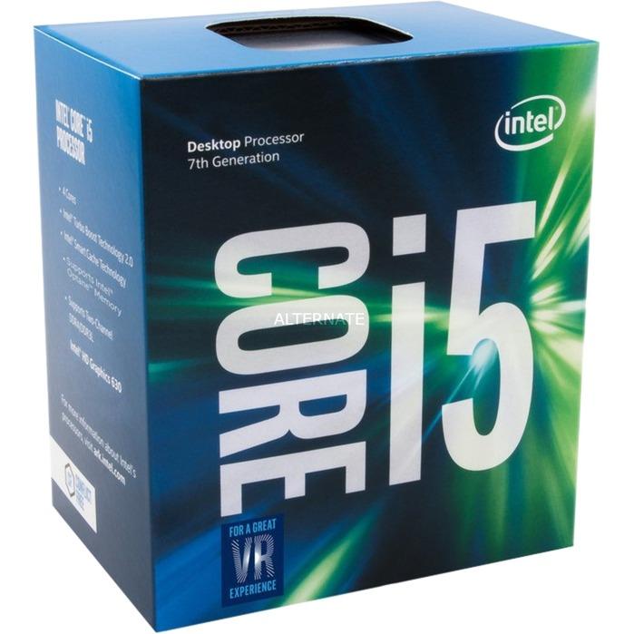 Core i5-7600T , Procesador