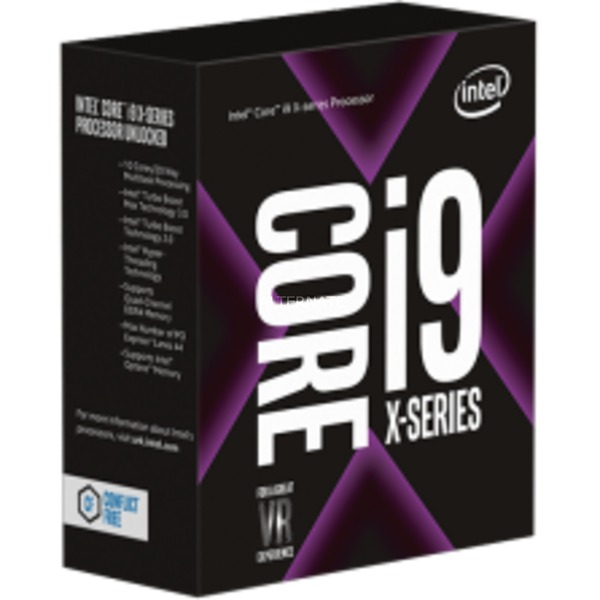 Core i9-7940X procesador 3,1 GHz Caja 19,25 MB Smart Cache