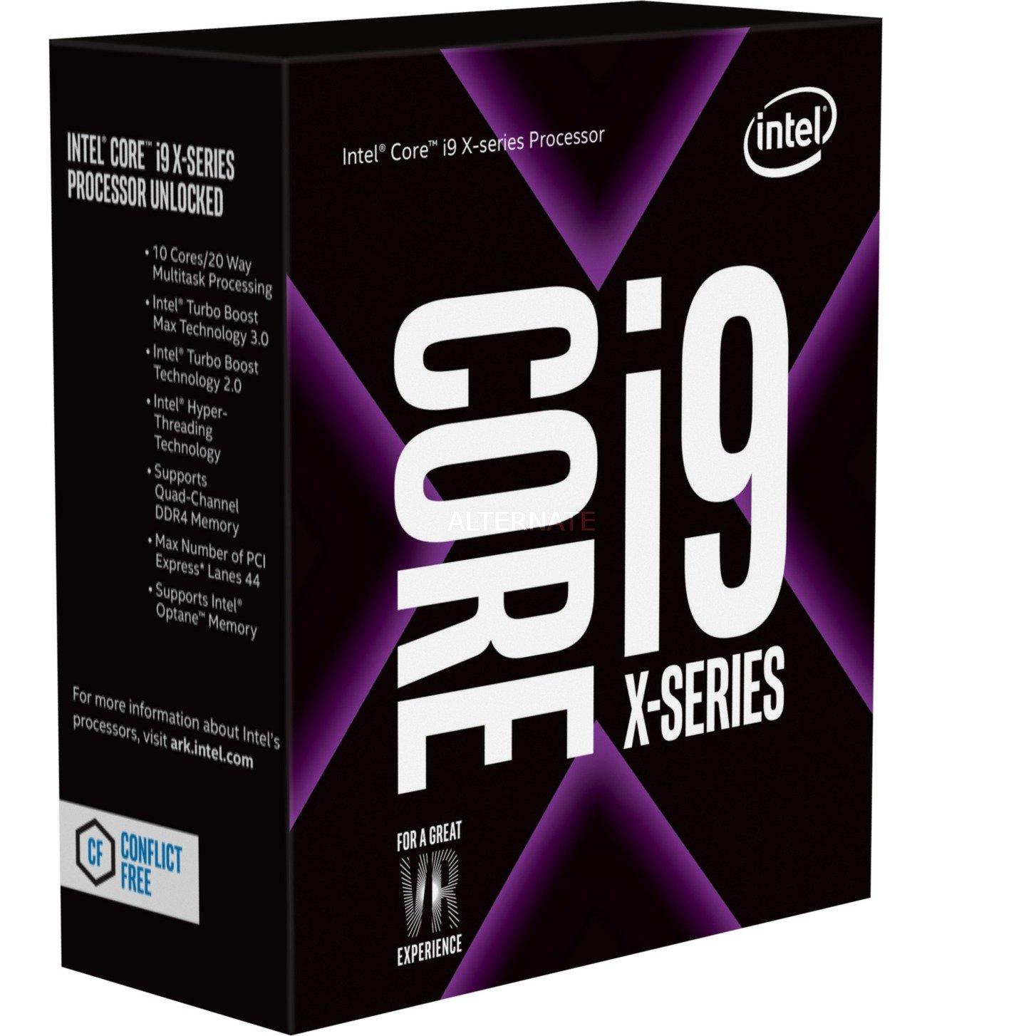 Core i9-9940X procesador 3,3 GHz Caja 19,25 MB Smart Cache